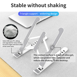 Portable Laptop Stand Notebook Stand Holder For Macbook
