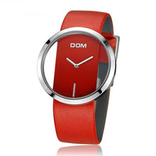 Load image into Gallery viewer, Women's Luxury Watch Casual Quartz Stylish Leather - haddishop