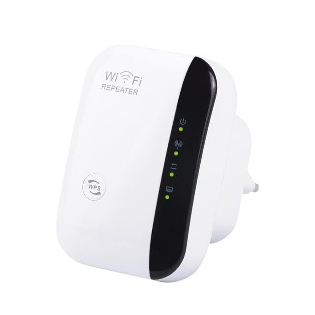 WIRELESS WIFI REPEATER NETWORK FOR AP ROUTER 300 mpbs - haddishop