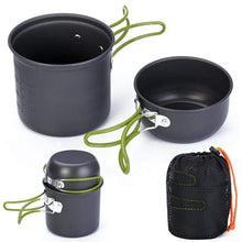 Load image into Gallery viewer, Camping Cookware Set Non-stick Cookware - haddishop
