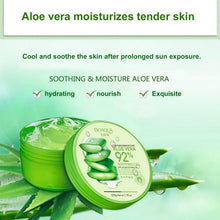 Load image into Gallery viewer, Natural Aloe Vera Cream for Hydrating 220g - haddishop