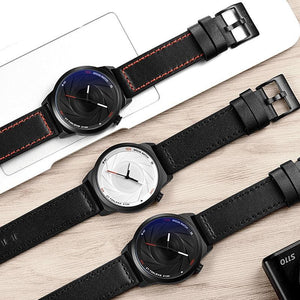 photographer series wristwatch Men Women Unisex - haddishop
