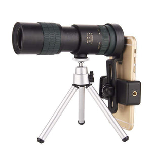 Hunting Scope Zoom Monocular Telescope - haddishop