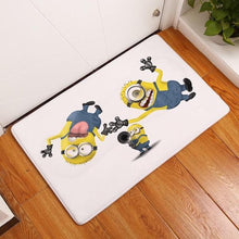 Load image into Gallery viewer, Funny Yellow Minions Doormat - haddishop