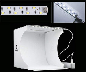 Portable Photo Studio with LED Lights - haddishop
