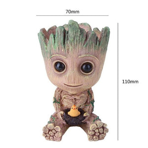 Guardians Of the Galaxy Tree Man Flowerpot - haddishop