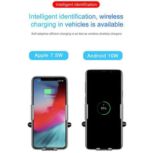 Car Wireless Charger Intelligent charging - haddishop