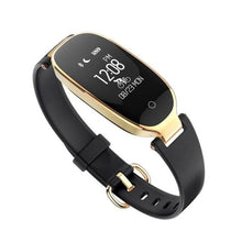 Load image into Gallery viewer, Women Smart Watch IP68 Heart Rate Monitor - haddishop
