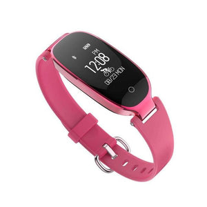 Women Smart Watch IP68 Heart Rate Monitor - haddishop