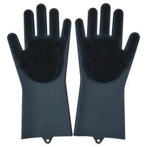 Cleaning Gloves - Magic Dishwashing Gloves - haddishop