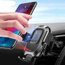 Load image into Gallery viewer, Car Wireless Charger Intelligent charging - haddishop