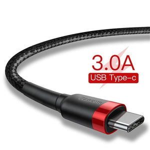 Fast Charging USB Cable Type C Samsung - haddishop