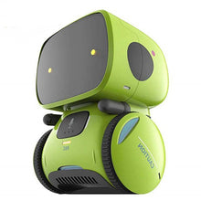 Load image into Gallery viewer, Cute Robot Voice Command Smart Robotic - haddishop