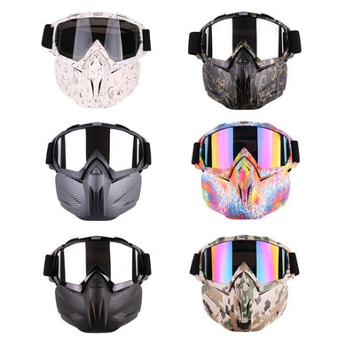 Ski Goggles Mask Snow Winter Skiing Ski Glasses - haddishop