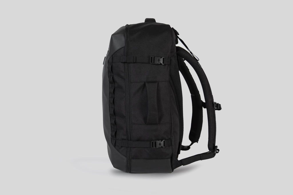 Prelude Backpack side carry handle