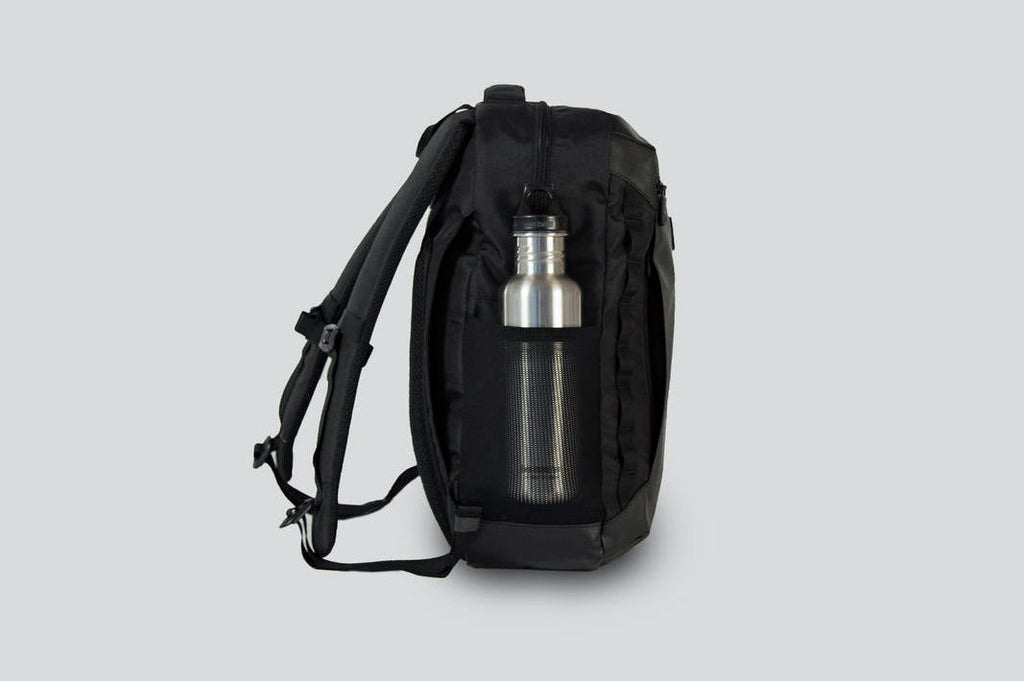 Prelude Daypack water bottle pocket