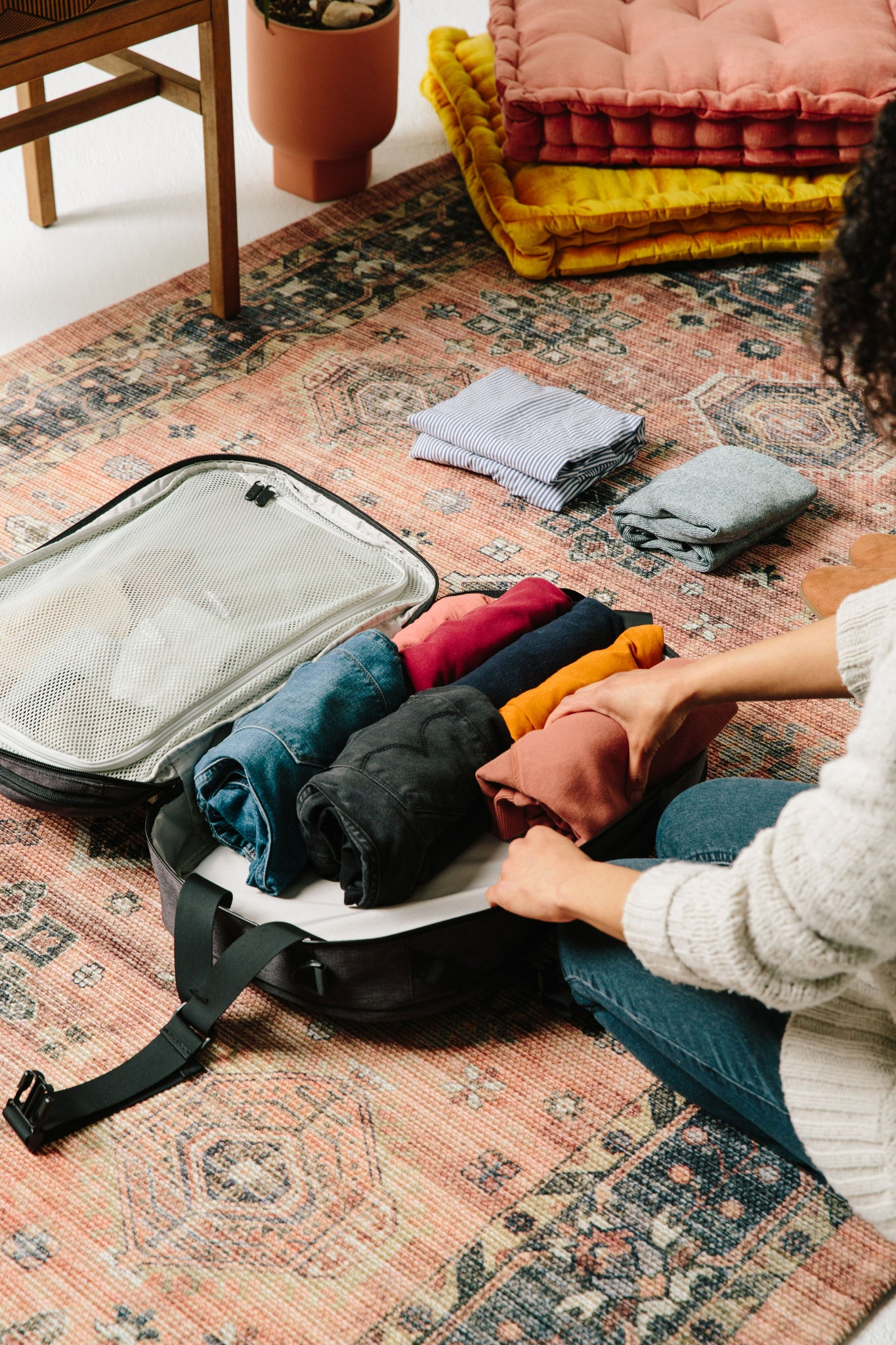 Packing the Setout Women's Divide