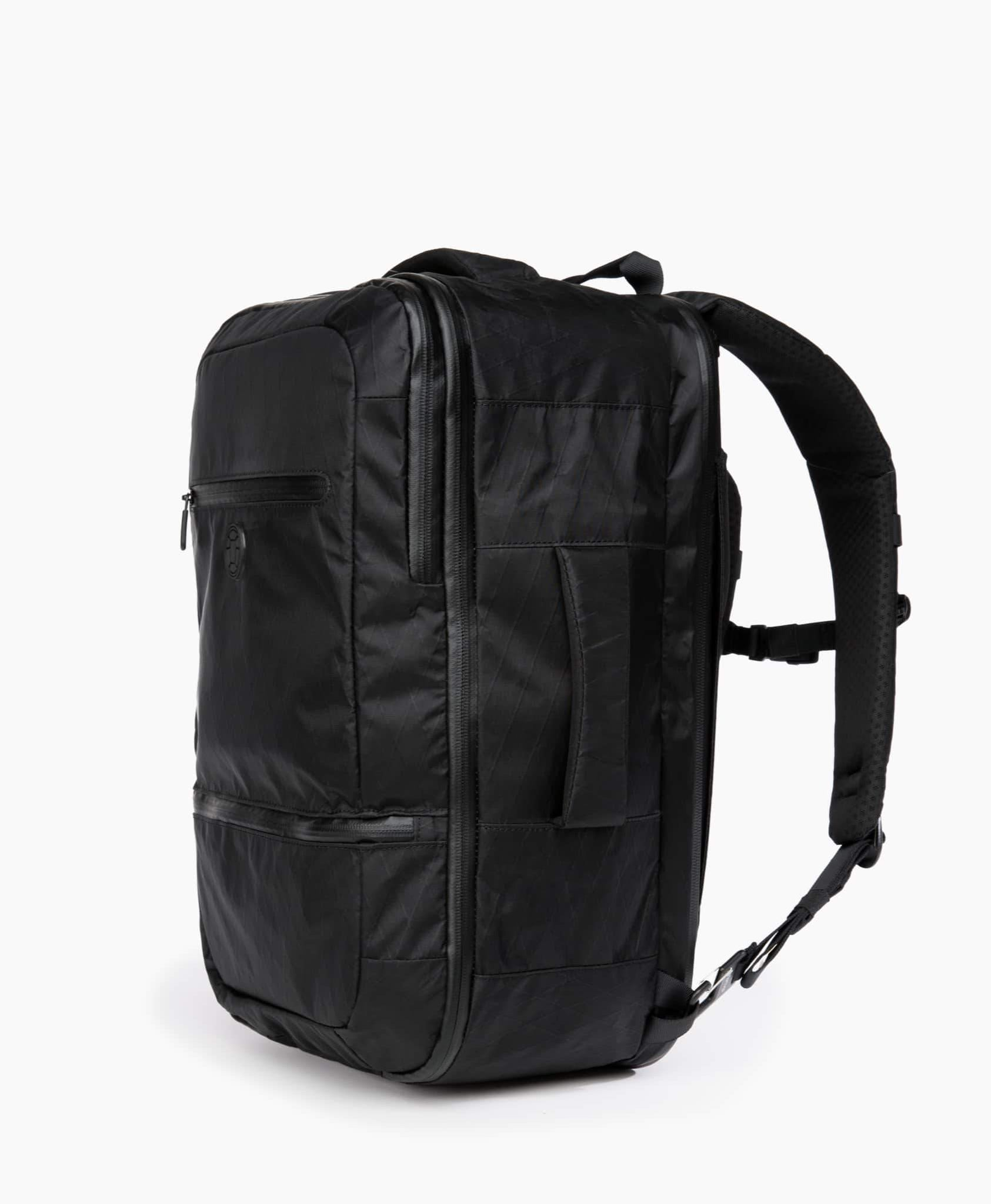 product/ Just the right size for short trips or luggage overflow