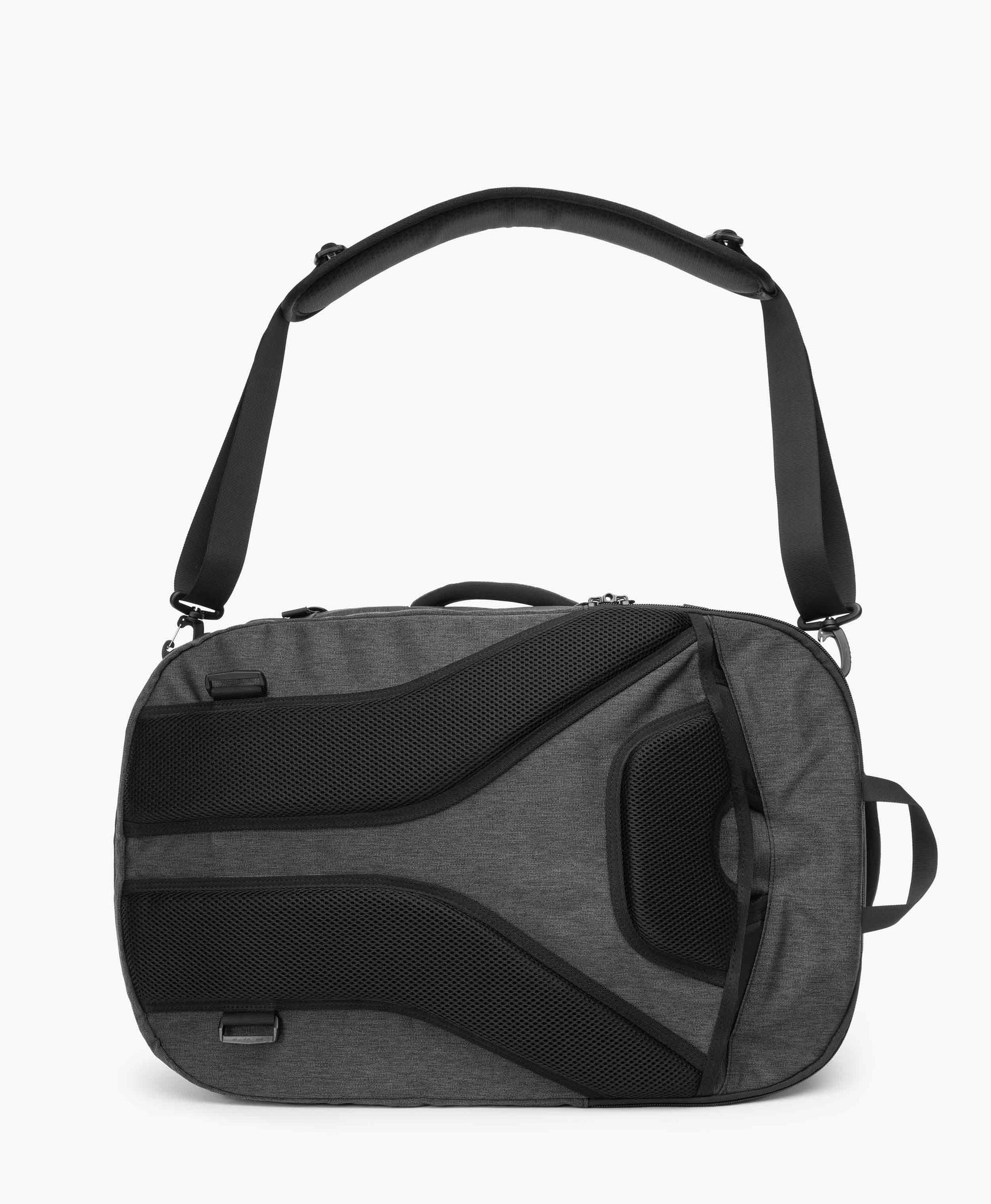 product/ Crossbody Strap attached to the Setout Backpack
