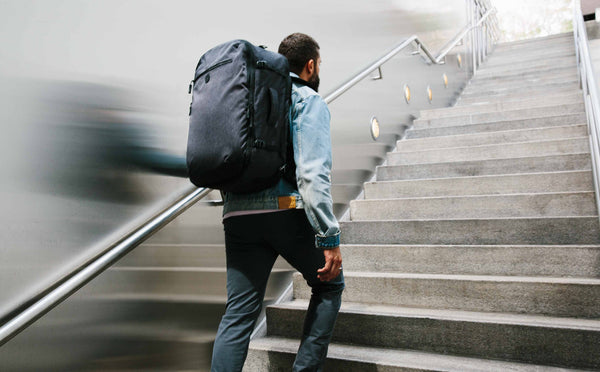 Setout Travel Backpack The Carry On For City Travelers