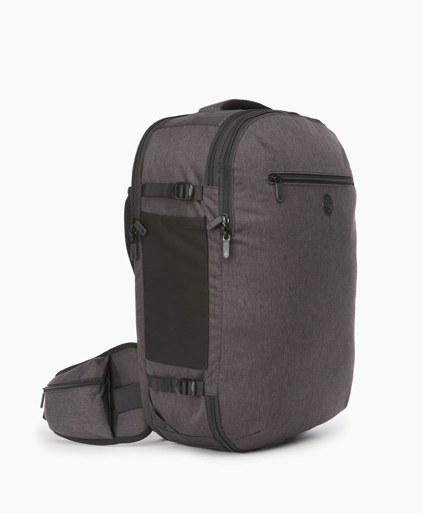 product/ 35L: Max-sized international carry on, Heather Grey