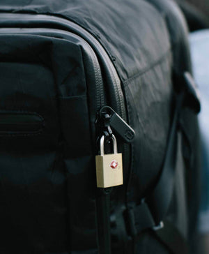 product/ Keep your stuff safe with lockable, weather-resistant YKK zippers