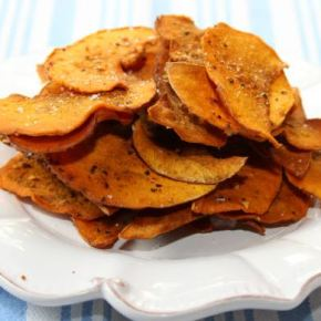 Espelette Chilli Pumpkin Chips