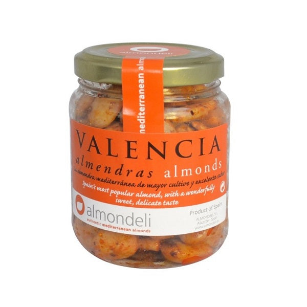 Almondeli Valencia Almonds with Paprika