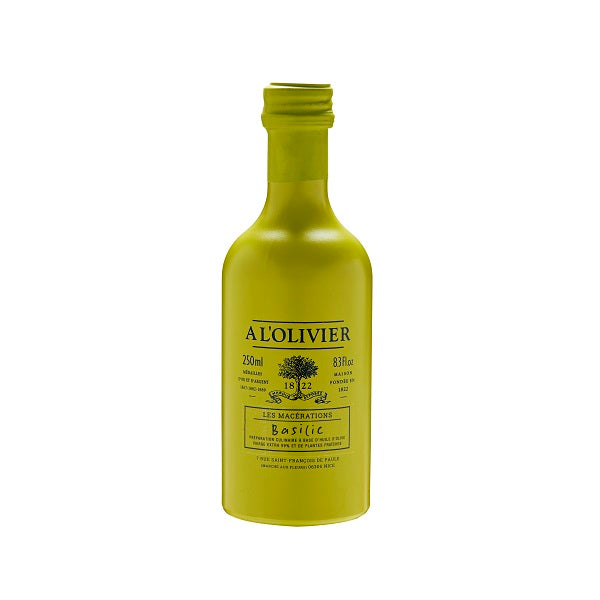 A L'Olivier Basil EVOO  Bottle 250ml