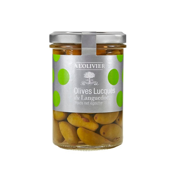 A L'Olivier Green Olives from Languedoc  115g