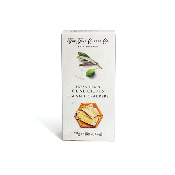TFCC EVOO/Salt Crackers 125g