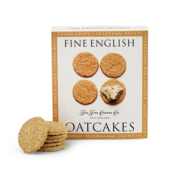 TFCC English Oatcakes 125g