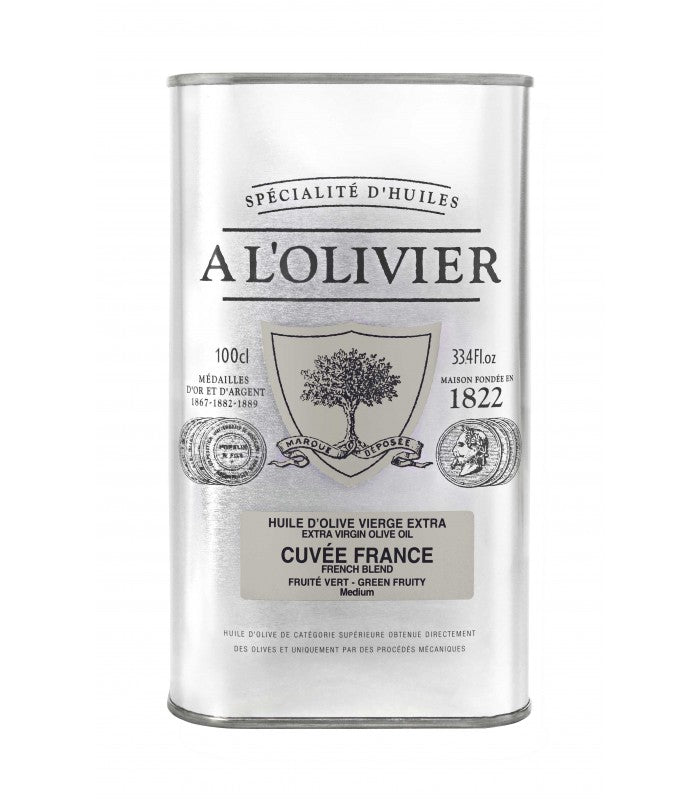 A L'Olivier French Blend Olive Oil 1L.