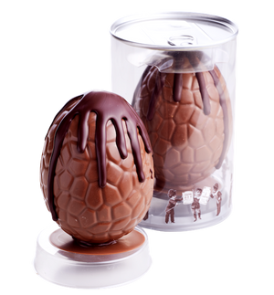 Chapon Milk Chocolate Volcano Fondant Egg 120g