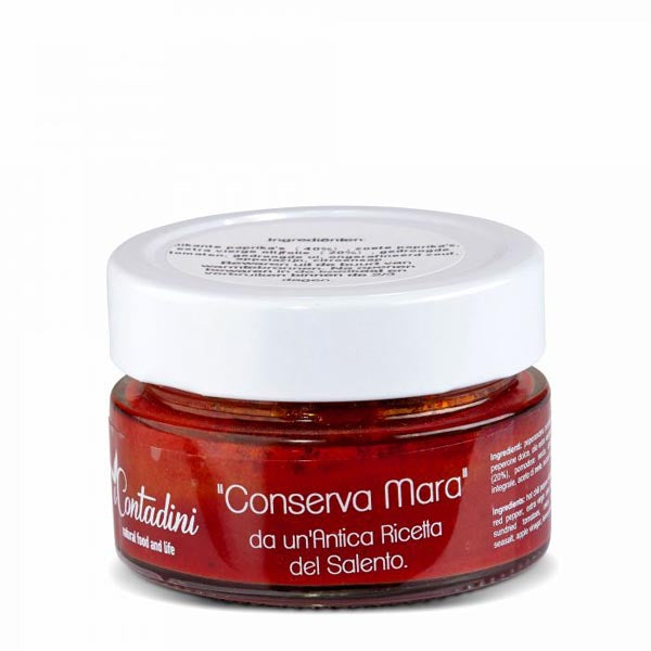 I Contadini Conserva Mara Traditional Spreadable Cream 130g