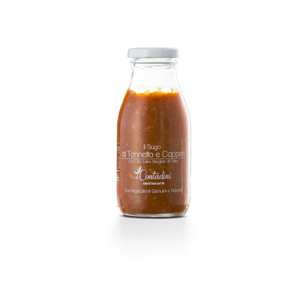 I Contadini Ready Tomato Sauce (Various Flavours) 250g