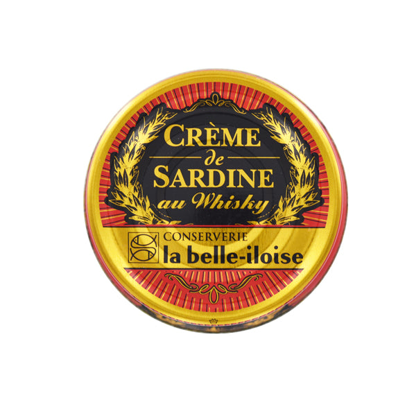 La Belle Iloise Sardines Cream with Whisky 60g