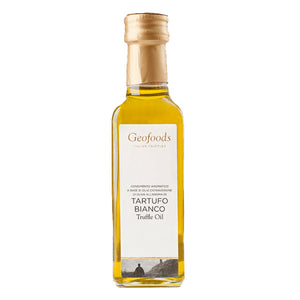 Geofoods White Truffle Oil in Bottle