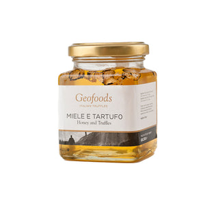 Geofoods Honey and Truffle in Jar