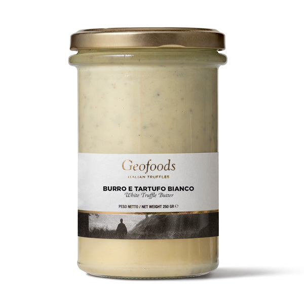 Geofoods Butter and Truffle in Jar