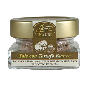 Inaudi Himalaya Pink Salt with White Truffle