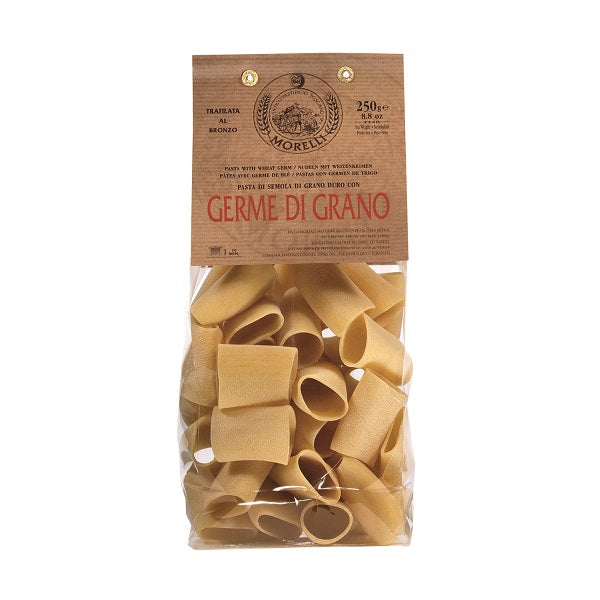 Paccheri with Wheat Germ 250g