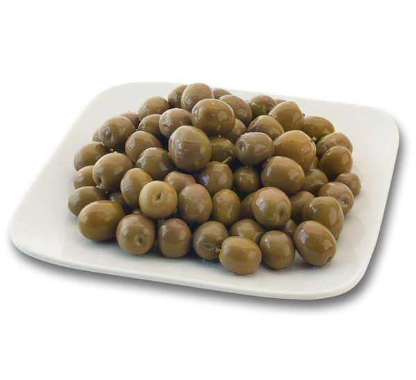 Olmeda Arbequina Olives with Stone 360g