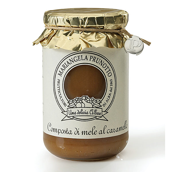 Mariangela Prunotto Cane Sugar Jam with Various Fruits 345g