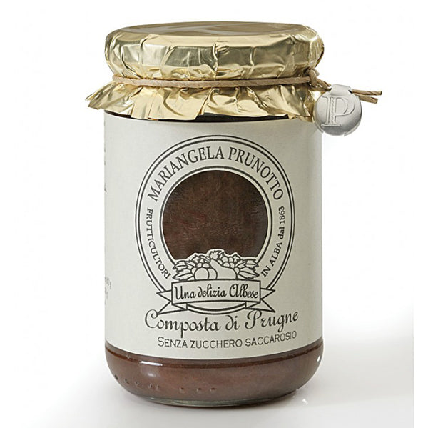 Mariangela Prunotto Compotes with Various Fruits 345g