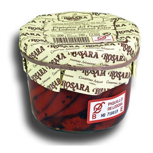 Rosara Whole Piquillo Peppers