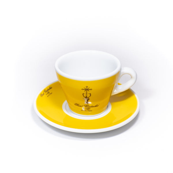 Sant Eustachio Grancaffe Cup and Saucer