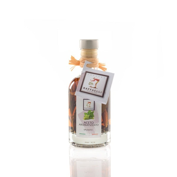 Splendia Raffaelli White Wine Vinegar with Herbs and Spices