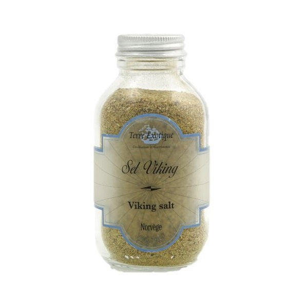 Terre Exotique Viking Smoked Salt 225g