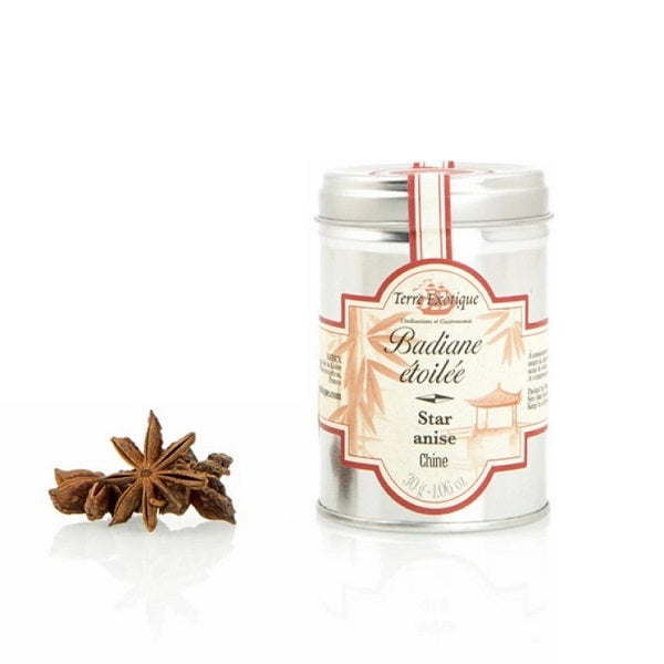 Terre Exotique Star Anise 30g